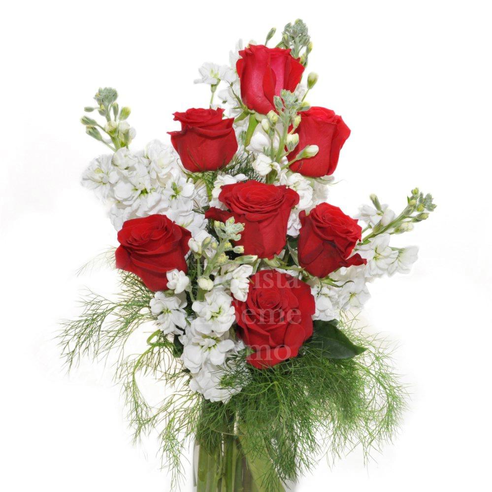 Estremamente Mazzo di fiori freschi di stagione - Fiorista Il Seme Como  NF22